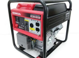 ホンダ サイクロンコンバーター 発電機 EB23
