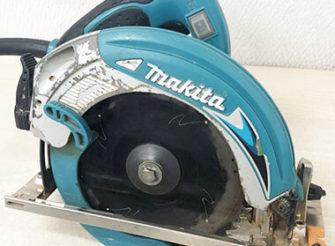 マキタ 電気マルノコ 165mm 5637BA 買取