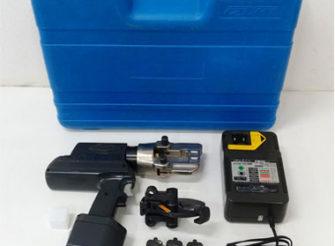 泉精機(IZUMI) 充電油圧式多機能工具 REC-150EM1 買取
